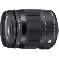 Obiektywy do aparatów, Sigma 18-200 mm f/3.5-6.3 DC MACRO OS HSM Canon