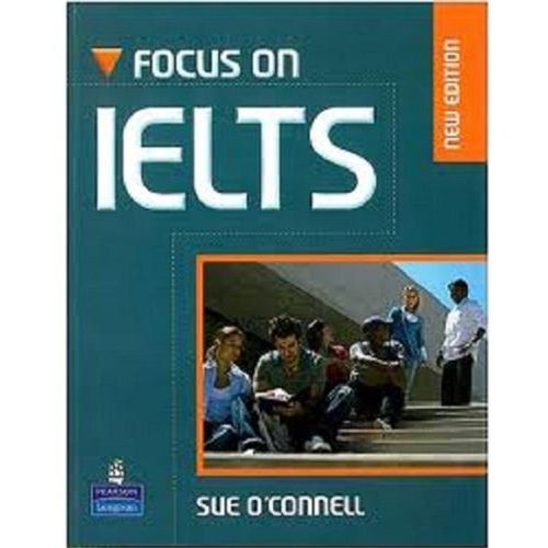 Książki do nauki języka, Focus on IELTS Coursebook/iTest CD-Rom Pack (opr. miękka)