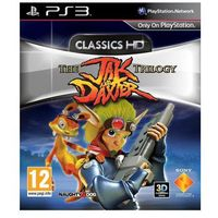 Gry na PlayStation 3, Jak & Daxter HD Collection (PS3)