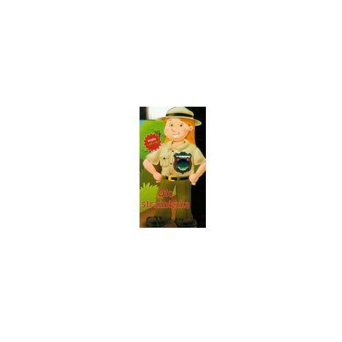 Książki dla dzieci, Oto strażniczka Książka z odznaką (opr. kartonowa)