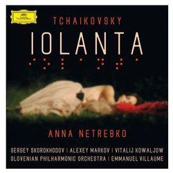 Tchaikovsky: Iolanta (Netrebko, Slovenian Philharmonic Orchestra i inni) [2CD]
