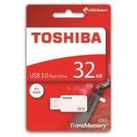 Flashdrive, Pendrive Toshiba U303 32GB USB 3.0 White (THN-U303W0320E4) Darmowy odbiór w 20 miastach!