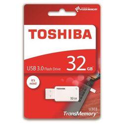 Pendrive Toshiba U303 32GB USB 3.0 White (THN-U303W0320E4) Darmowy odbiór w 20 miastach!