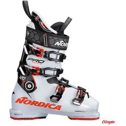 Buty narciarskie Nordica Pro Machine 120 White/Black/Red 2018/2019