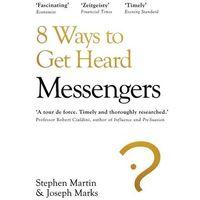 Książki do nauki języka, Messengers. 8 Ways to Get Heard - Martin Stephen, Marks Joseph - książka