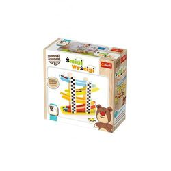 Zabawka drewniana - Śmigi Wyścigi 5Y36LY Oferta ważna tylko do 2022-05-09