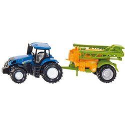 Siku, traktor ze spryskiwaczem upraw - Trefl