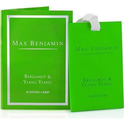 Karta zapachowa Bergamot & Ylang Ylang