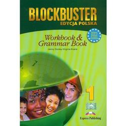 Blockbuster 1. Workbook & Grammar Book (opr. miękka)