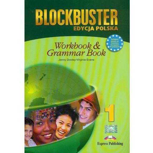 Książki do nauki języka, Blockbuster 1. Workbook & Grammar Book (opr. miękka)