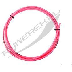 610-22-439_ACC Pancerz hamulcowy Accent 5 mm - 3 metry różowy fluo