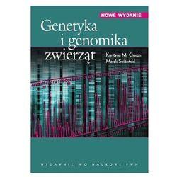 Genetyka i genomika zwierząt - Krystyna Charon, Marek Świtoński DARMOWA DOSTAWA KIOSK RUCHU (opr. miękka)