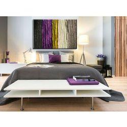 Obraz do salonu lub sypialni z fioletowym akcentem rabat 10%