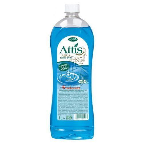 Mydła w płynie, Mydło w płynie Attis 1L Antybakteryjne