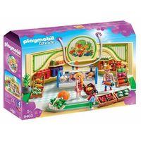 Klocki dla dzieci, Playmobil ® City Life Sklep ze zdrową żywnością 9403