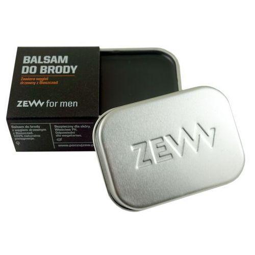 Pielęgnacja brody i wąsów, ZEW FOR MEN Balsam do brody 80ml