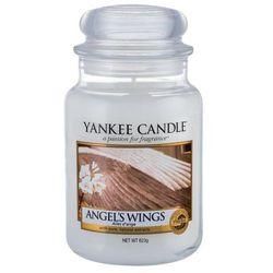 Yankee Candle Angel Wings 623g DUŻA ŚWIECA SZYBKA WYSYŁKA infolinia: 690-80-80-88