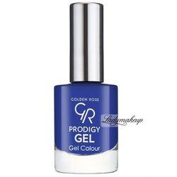 Golden Rose - PRODIGY GEL Gel Colour - Żelowy lakier do paznokci - O-GPG - 01