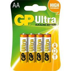Baterie GP Ultra Alkaline R6 (AA, paluszek)