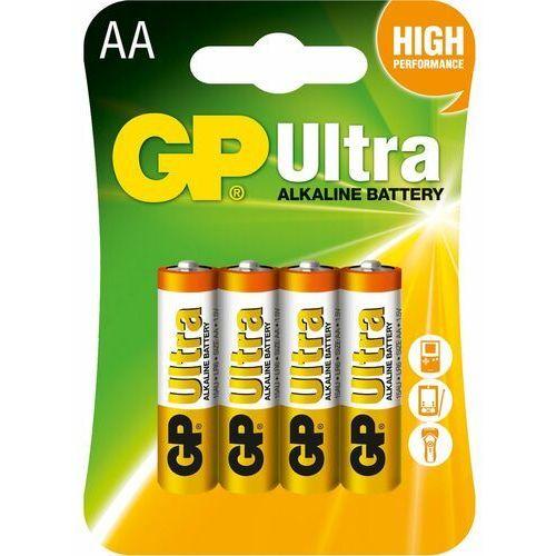 Baterie, Baterie GP Ultra Alkaline R6 (AA, paluszek)