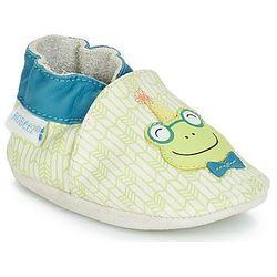 Kapcie niemowlęce Robeez HAPPY FROGGY 5% zniżki z kodem CMP5. Nie dotyczy produktów partnerskich.