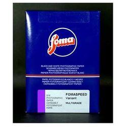 Foma Fomaspeed VARIANT 10x15/25 papier czarno-biały multigrade RC