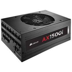 Corsair AX1500i Zasilacz do komputera - 1500 Watt - 140 mm - 80 Plus 80+ Platinum