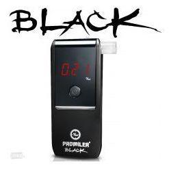 Alkomat SENTECH AL-8000 BLACK do użytku prywatnego z elektronicznym sensorem