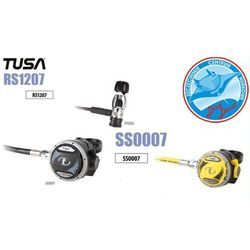 Zestaw TUSA RS-1207 + Octo SS-0007