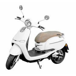 HECHT CITIS WHITE SKUTER ELEKTRYCZNY AKUMULATOROWY E-SKUTER MOTOR MOTOCROSS MOTOREK MOTOCYKL RETRO By VESPA - OFICJALNY DYSTRYBUTOR - AUTORYZOWANY DEALER HECHT promocja (--80%)