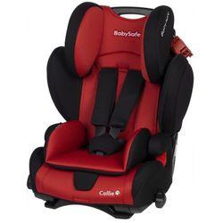 BABYSAFE Fotelik 9-36 kg COLLIE RED BLACK |RABAT DO 150 ZŁ | IDŹ DO SKLEPU I SPRAWDŹ |