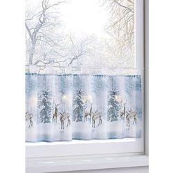 """Zazdrostka LED """"Zimowy las"""" bonprix biało-brązowy"""
