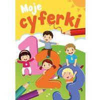 Książki dla dzieci, Mały Uczeń. Moje cyferki
