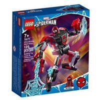 Klocki dla dzieci, 76171 OPANCERZONY MECH MILESA MORALESA (Miles Morales Mech Armor) - KLOCKI LEGO SUPER HEROES