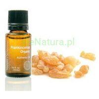 Olejki zapachowe, NSP Autentyczny olejek eteryczny Frankincense Organic 15ml