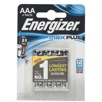 Baterie, Energizer AAA Max Plus (4 szt.)