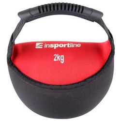 Hantla neoprenowa inSPORTline Bell-bag 2 kg