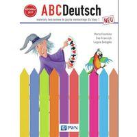 Książki do nauki języka, ABCDeutsch neu 1 Materiały ćwiczeniowe - Marta Kozubska, Ewa Krawczyk, Lucyna Zastąpiło (opr. miękka)