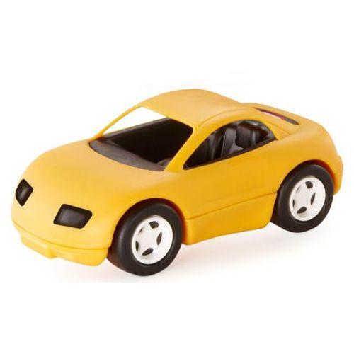 Osobowe dla dzieci, Little Tikes Samochód wyścigowy żółty - BEZPŁATNY ODBIÓR: WROCŁAW!