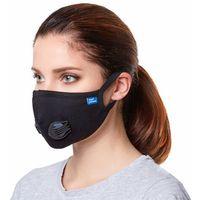 Maski antysmogowe, Maska FFP2 Normal antysmogowa N99 czarna | Oryginalny produkt med patent