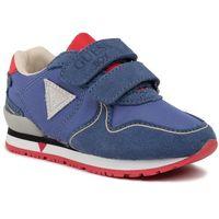 Półbuty i trzewiki dziecięce, Sneakersy GUESS - Glorym Jr FT5GLO FAB12 032