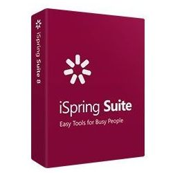 iSpring Suite 9.7.2 Government/subscription (bundle of Suite, Content library, Cloud and Maintenance) - Certyfikaty Rzetelna Firma i Adobe Gold Reseller
