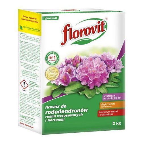 Odżywki i nawozy, Nawóz do rododendronów Florovit 2 kg
