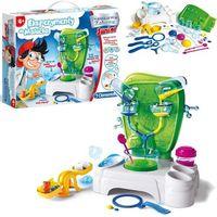 Kreatywne dla dzieci, Clementoni Eksperymenty dla malucha 60597