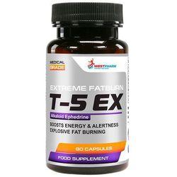 Spalacz tłuszczu WESPTPHARM T-5 Extreme 90 kaps t5