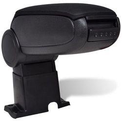Czarny podłokietnik do samochodu VW Passat B5 (1996 - 2000)