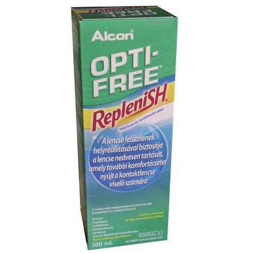 Płyny pielęgnacyjne do soczewek, Opti Free Replenish 300 ml