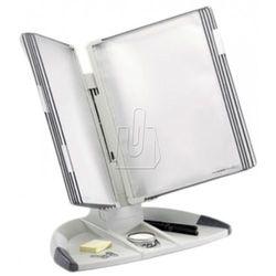 System biurkowy Tarifold A4 z 10 szarymi panelami 734300