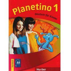 Planetino 1. Kursbuch (opr. miękka)