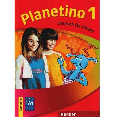 Humanistyka, Planetino 1. Kursbuch (opr. miękka)